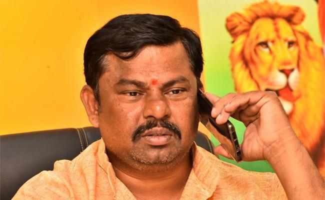 GHMC Elections 2020: BJP MLA Raja Singh Audio Goes VIral - Sakshi