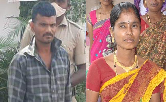 Husband Assassinate Wife In Kampli Karnataka - Sakshi