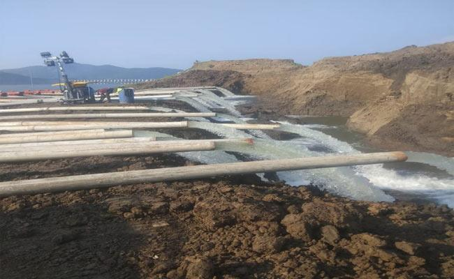 Polavaram Spillway Will Be Ready In April - Sakshi