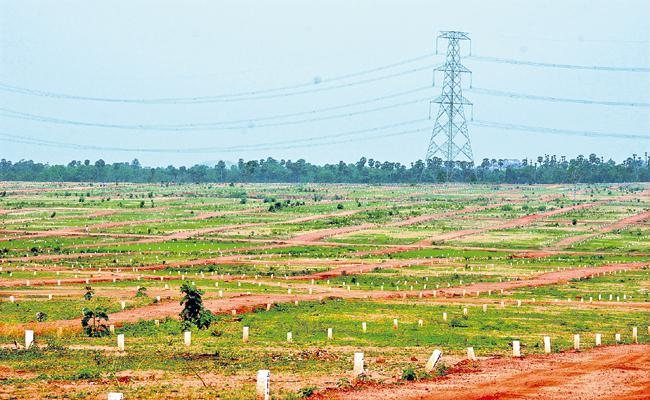 3068281 Eligible Selection Transparently For Distribution Of Housing Lands - Sakshi