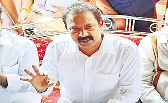Alla Nani Comments About CM YS Jagan Govt - Sakshi
