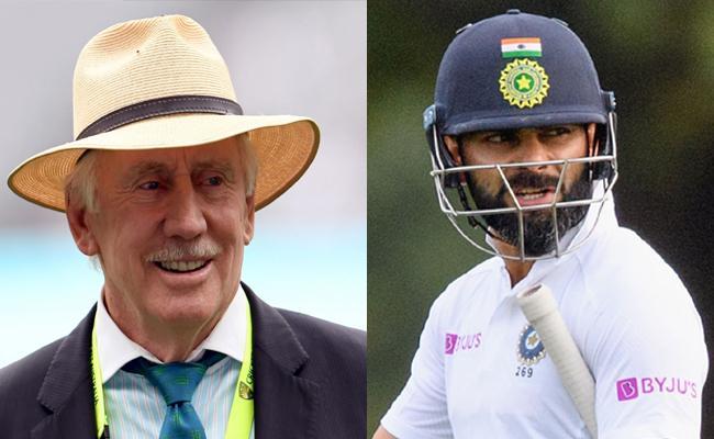 Kohli Absence After 1st Test Affect Indian Batting Says Ian Chappell - Sakshi