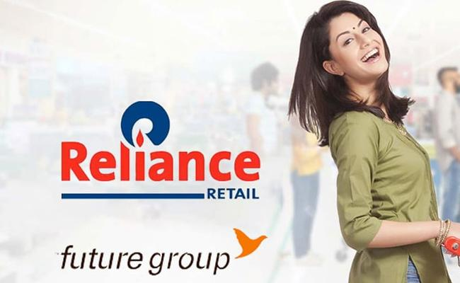 RIL and Future group shares zooms on CCI nod for deal - Sakshi
