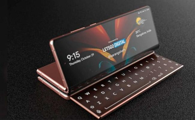 Samsung may release galaxy Z fold 3 foldable phone in June - Sakshi