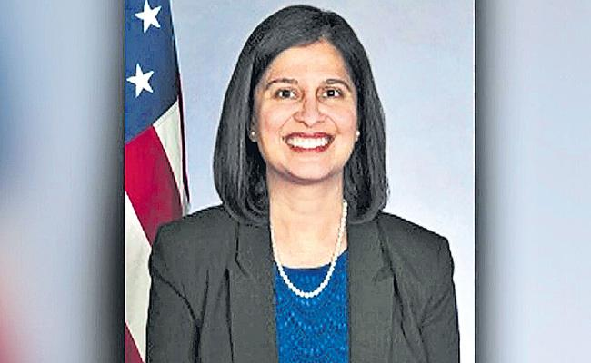 Joe Biden appoints Indian-American Mala Adiga as policy director of incoming First Lady - Sakshi