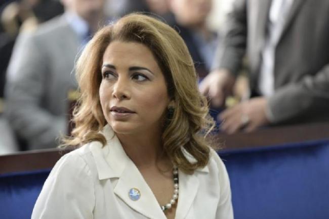 Dubai Princess Haya Paid 120000 Dollars To Keep Affair With Bodyguard Secret - Sakshi