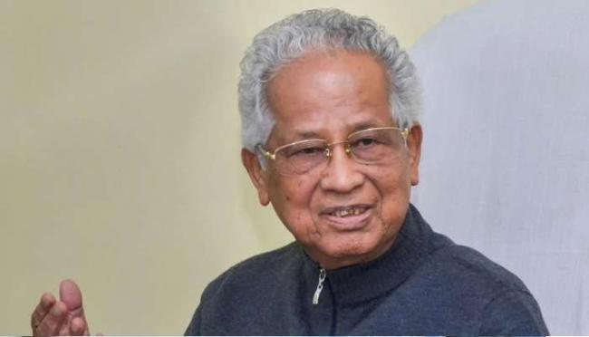Former Assam CM Tarun Gogoi Passes Away - Sakshi