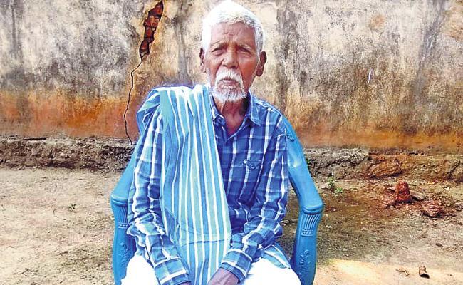 Death Of A Centenarian Who Served Alluri Sitarama Raju - Sakshi
