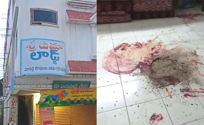 Uma Lodge Manager Assassination In Dharmavaram - Sakshi