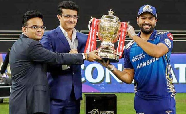 IPL 2020 Arun Dhumal Says BCCI Earned Rs 4000 Crore 13th Season - Sakshi