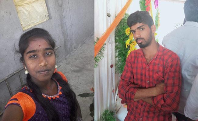 Minor Boy And Girl Deceased Over Love Marriage In Mahabubnagar - Sakshi
