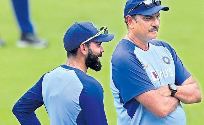 Ravi Shastri Says Virat Kohli Will Be Missed But His Decision Is Right - Sakshi