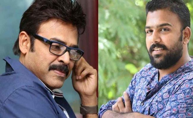 Victory Venkatesh next movie with director Tarun Bhaskar - Sakshi