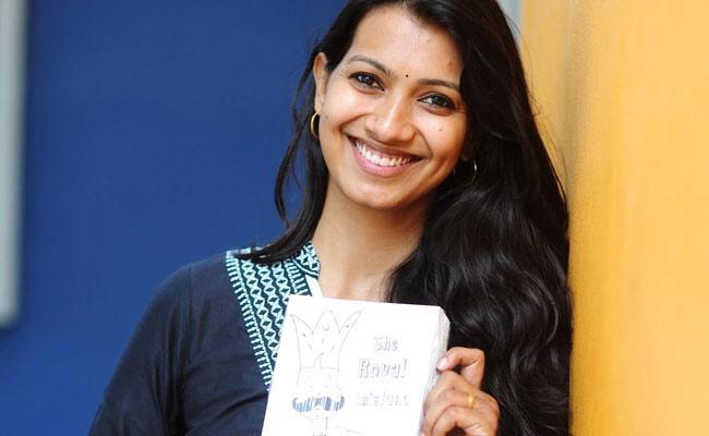 Deepa Kiran Storyteller Special Story In Hyderabad - Sakshi