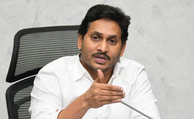 Nivar Cyclone: CM Jagan Hold Review Meeting On Cyclone - Sakshi