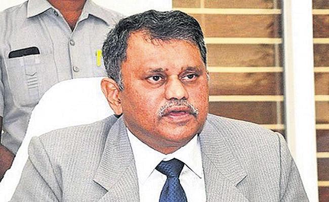 Nimmagadda Rameshkumar Letter To CS Neelam Sahni - Sakshi