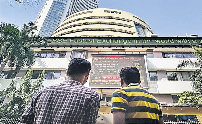 Sensex and Nifty Gain For Second Straight Session Led By IT Pharma Stocks - Sakshi