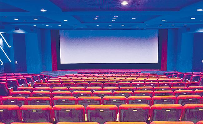 Multiplex And Theatres Opening In Telangana With 50percent Seating - Sakshi