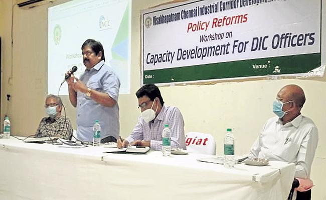 Department Of Industries Plans To Implement CM YS Jagan Directives - Sakshi