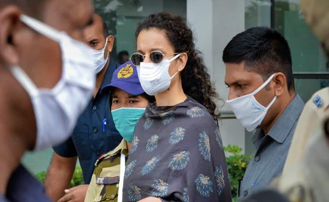 Kangana Ranaut And Her Sister Granted Interim Protection From Arrest - Sakshi