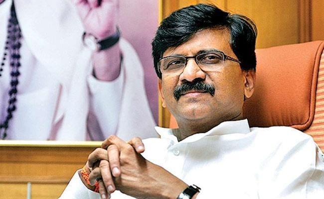 Sanjay Raut says BJP Three Days Govt Death Anniversary In Maharashtra - Sakshi
