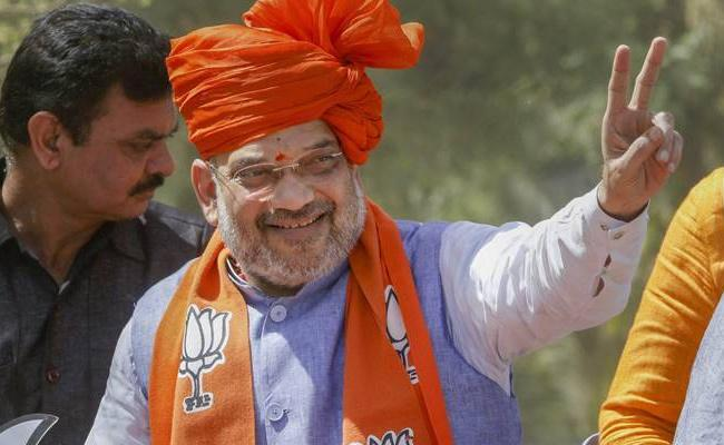 Amit Shah Will Campaign In GHMC Elections 2020 - Sakshi