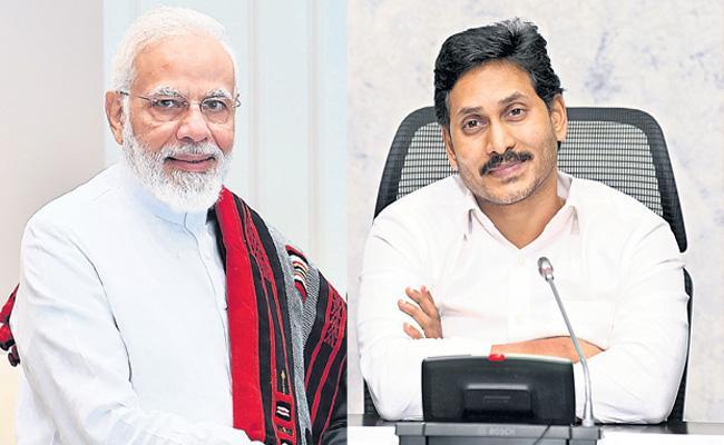 PM Narendra Modi led Trends across social media - Sakshi