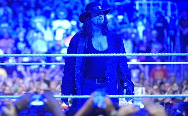 LEGEND WRESTLER UNDERTAKER ANNOUNCES RETIREMENT - Sakshi