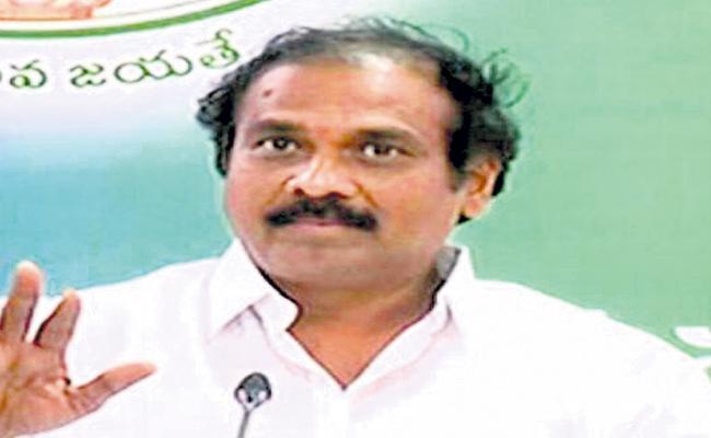 Kurasala Kannababu Fires On Chandrababu And Eenadu News Paper - Sakshi