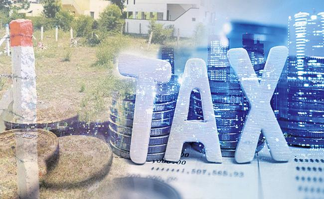 Amendment Proposals To Property Rates And Tax Rates - Sakshi