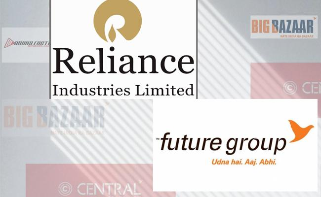RIL- Future group deal in High court  - Sakshi