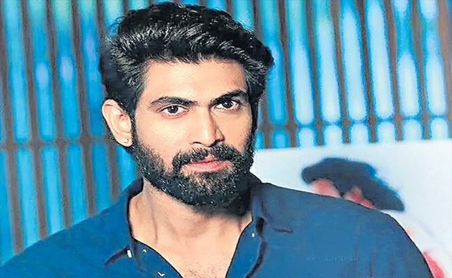Rana Emotional Interview About His Health Condition - Sakshi