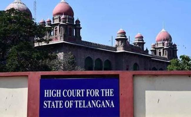 Telangana High Court Extends Stay Order On Dharani Portal Till Dec 3 - Sakshi