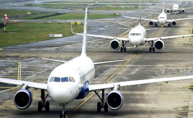 Ayodhya Airport As Maryada Purushottam Sri Ram Airport - Sakshi