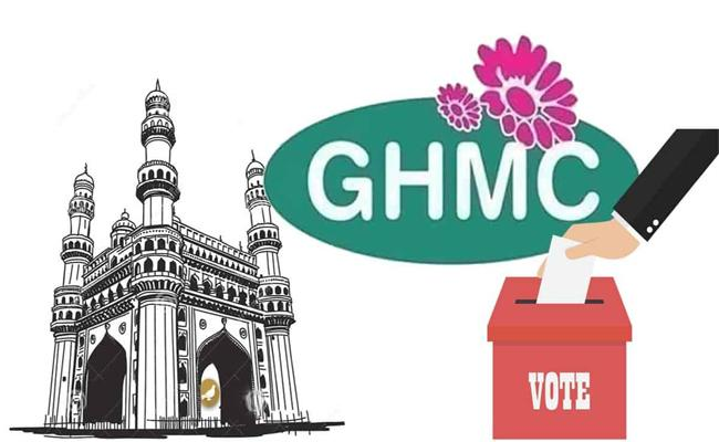 GHMC Elections 2020: TRS And Other Parties Fighting Over Surgical Strikes - Sakshi