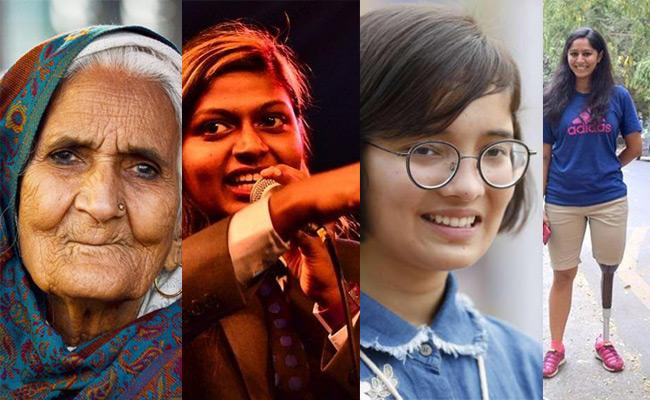 BBC Released A List Of 100 Women Who  Stood Up So Strong  - Sakshi