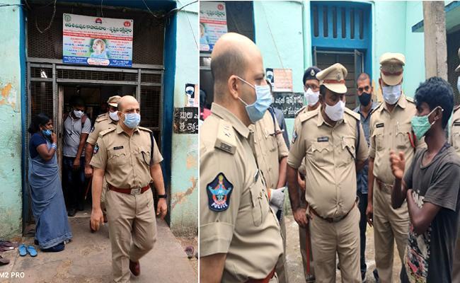 Minor Child Girl Molestation Harassed By East Godavari District - Sakshi