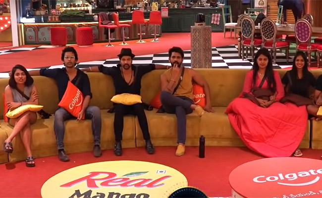 Bigg Boss 4 Telugu : Contestants Panic With RGV Movie - Sakshi