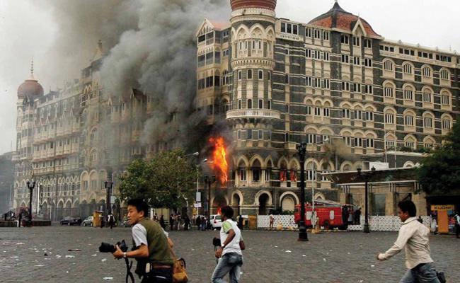12 Years To Mumbai Attacks - Sakshi