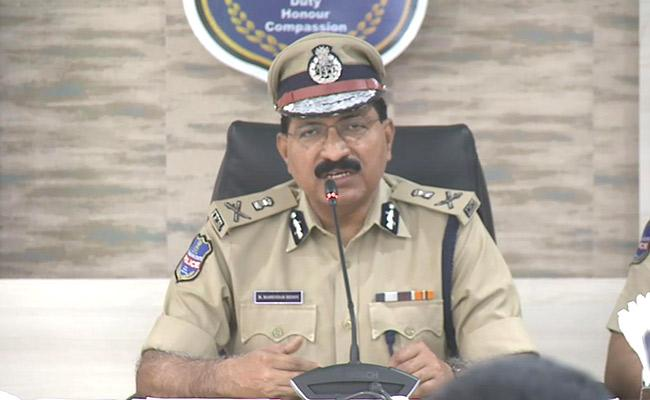 Telangana DGP: People Should Exercise Their Right To Vote In GHMC Elections - Sakshi