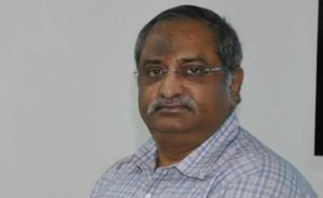 AB Venkateswara Rao Case SC Issues Stay On AP High Court Order - Sakshi