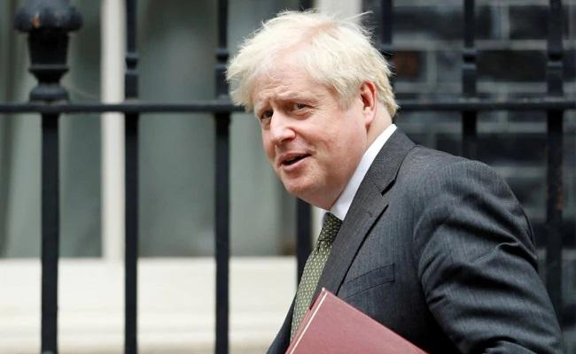 Can Santa Visit For Christmas Boy Writes To Boris Johnson - Sakshi