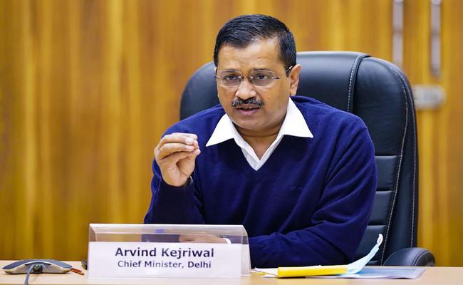 Kejriwal Against Central Government Bills And Support Farmers - Sakshi