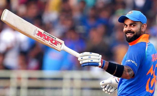 Virat Kohli On Verge Of Achieving Huge Milestone In ODIs - Sakshi