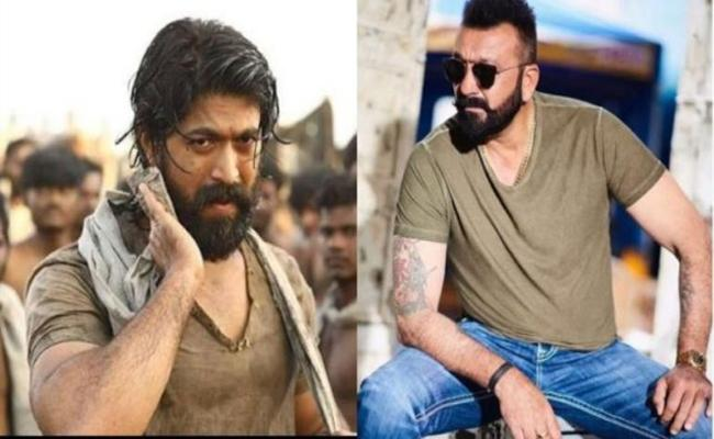 Sanjay Dutt Will Be Joined KGF 2 Movie Shooting On December - Sakshi