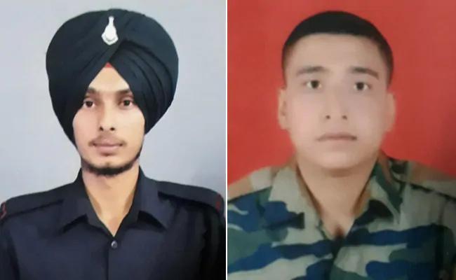 2 Soldiers Killed In Jammu Action In Pak Firing  - Sakshi