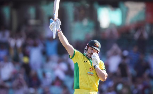 Finch Becomes Second Fastest Australian To 5000 Runs In ODIs - Sakshi