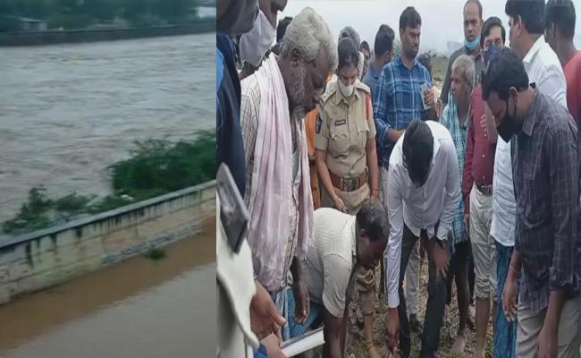 Farmer Prasad Body Was Found At Chittoor District - Sakshi