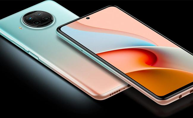 Redmi Note 9 5G Series Mobiles Launched in China - Sakshi