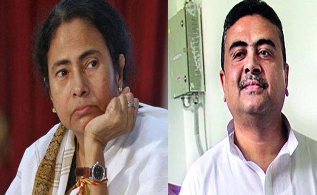 TMC rebel leader Suvendu Adhikari resigns - Sakshi